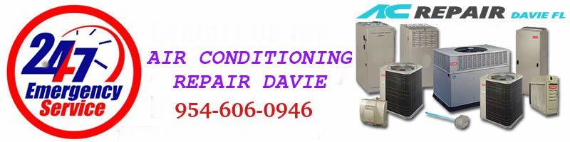 24 Hr AC service Davie
