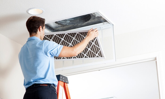 HVAC Air Duct Clening